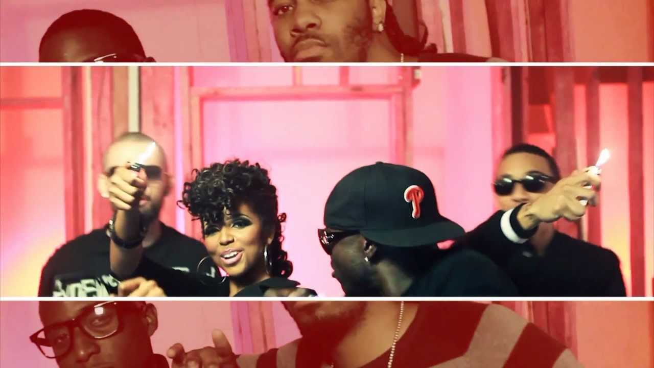 """BURN IT UP"" feat. Kirko Bangz, Paul Wall & Miss Myke (Official Music Video)"